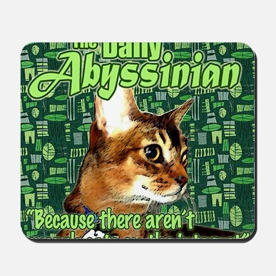 Internet Needs More Cats Mousepad