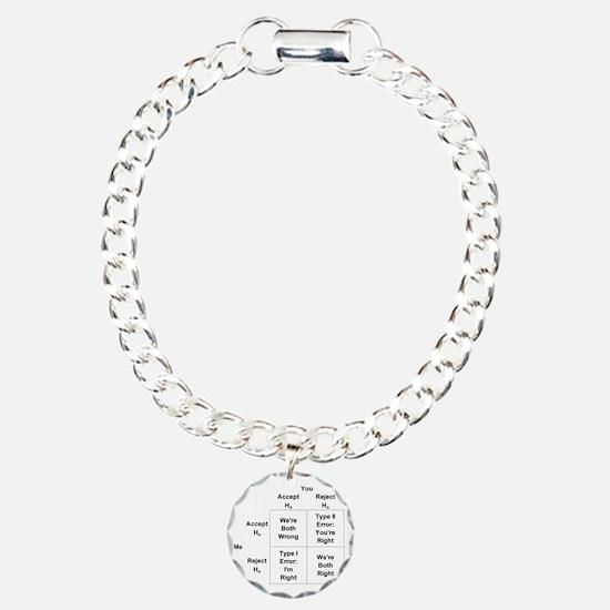 Type I and II Errors Bracelet