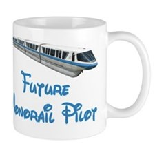 Future Monorail Pilot Mug
