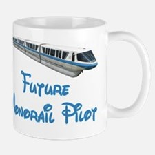 Future Monorail Pilot Mug