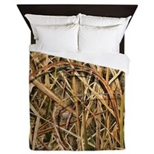 Great Camouflage Queen Duvet