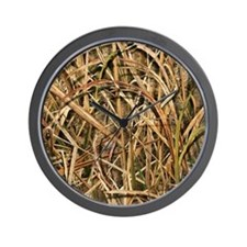 Great Camouflage Wall Clock