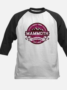 Mammoth Raspberry Tee