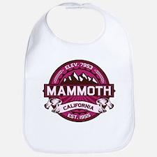 Mammoth Raspberry Bib
