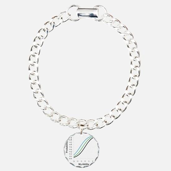 Logistic Statistical Cur Bracelet