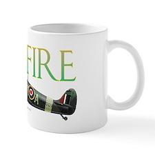 Beautiful Spitfire artwork on Small Mug