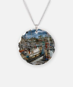 Santa Barbara Harbor Necklace