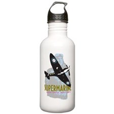 Supermarine Spitfire a Water Bottle