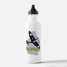 Supermarine Spitfire a Water Bottle