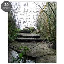 Path Through The Reeds Puzzle