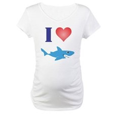 I Love Great Whites Shirt