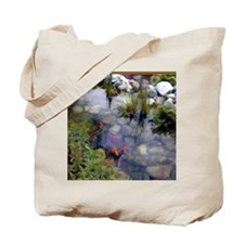 Koi Pond copy Tote Bag