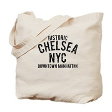 Historic Chelsea NYC Tote Bag