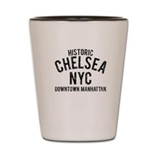 Historic Chelsea NYC Shot Glass