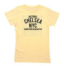 Historic Chelsea NYC Girl's Tee