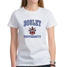 BOSLEY University Tee