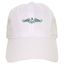 uss nathanael greene white letters Baseball Cap