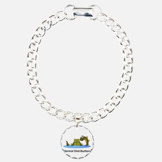 Normal Distribution Bracelet