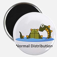 Normal Distribution Magnet