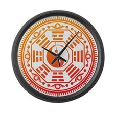 Monyou 10 Large Wall Clock