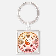 Monyou 10 Square Keychain