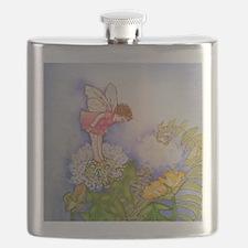 Dandelion Wishing Fairy Flask