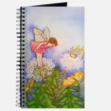 Dandelion Wishing Fairy Journal