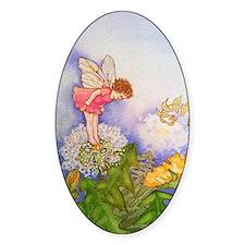 Dandelion Wishing Fairy Decal