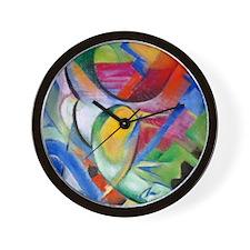 ipadb Wall Clock