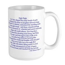 Dallas Ninety-Nines High Flight Mug