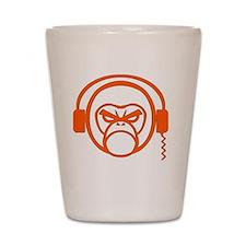 DJ Monk Shot Glass