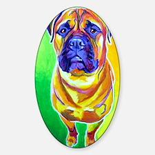 Mastiff #4 Decal