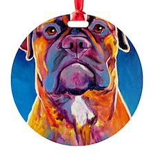 Mastiff #6 Ornament
