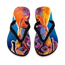 Mastiff #6 Flip Flops
