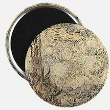 Van Gogh Starry Night Magnet