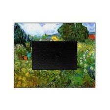 Marguerite Gachet in the Garden Picture Frame
