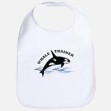 Whale Trainer Bib