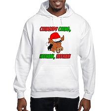 Italian Christmas Donkey Hoodie