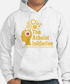 The Atheist Initiative with Red  Hoodie
