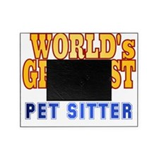 World's Greatest Pet Sitter Picture Frame