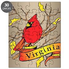Virginia Cardinal Puzzle