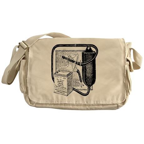 vintage douche bag messenger bag by admin cp70143329. Black Bedroom Furniture Sets. Home Design Ideas