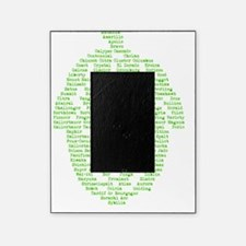 Hops of The World Picture Frame