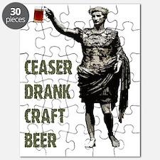 Ceaser Drank Craft Beer Puzzle