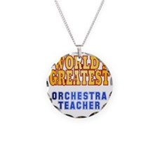 World's Greatest Orchestra T Necklace