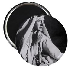 Lawrence of Arabia Magnet