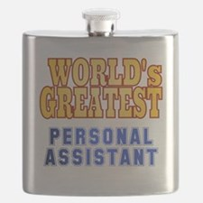 World's Greatest Personal Assistant Flask