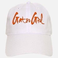 Gator Girl Baseball Baseball Cap