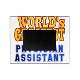 Greatest physicians assistant Picture Frames
