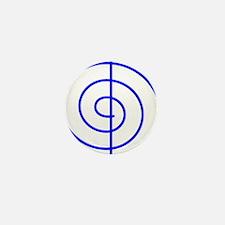 Cho Ku Rei (blue) Mini Button